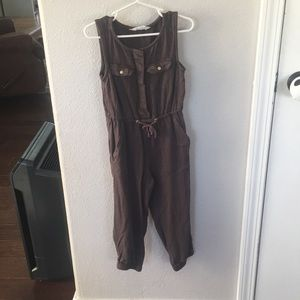 Girls H&M jumpsuit
